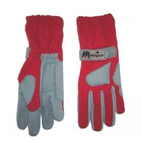 Race Gloves Red