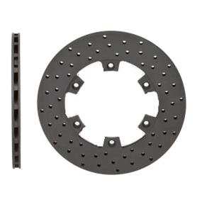 Brake Disc Vented/Crossed Drilled
