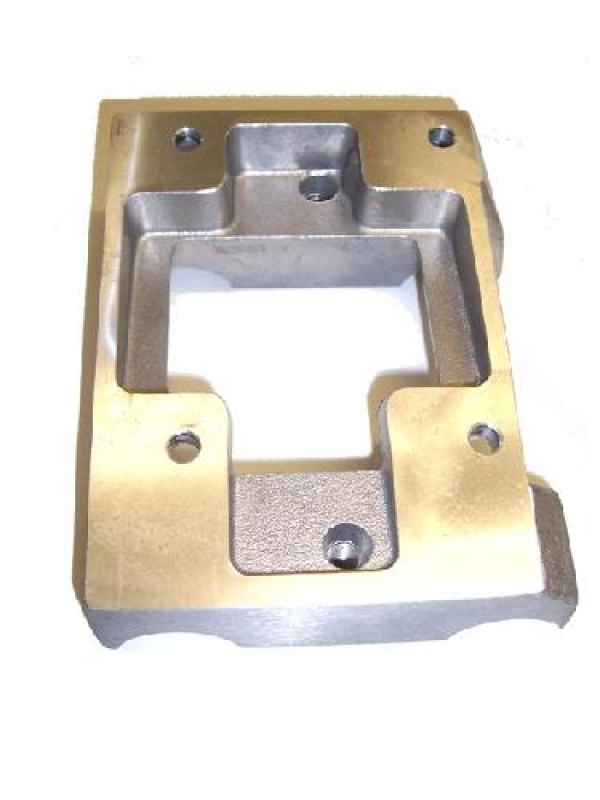 Gillard Engine Mount - Drilled Without Clamps