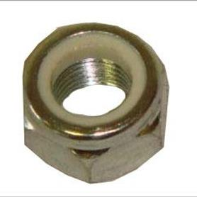 M6 Single Nylock Nut