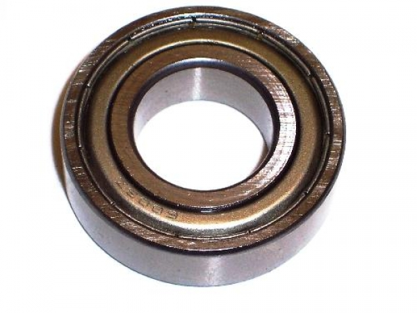 Front Hub Bearings 17mm