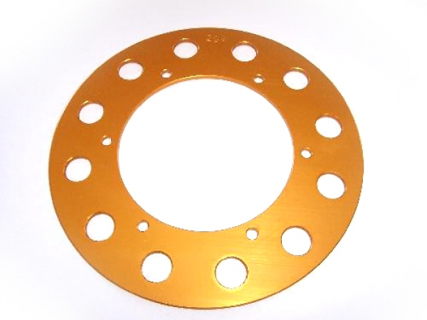 Rear Sprocket Protector - Alloy
