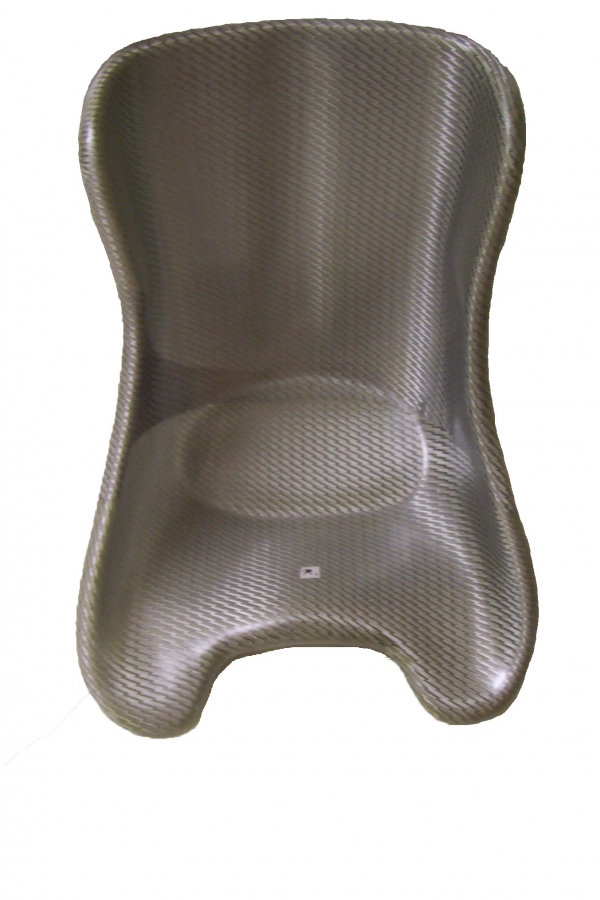 Genuine IMAF Silverline Kart Seat