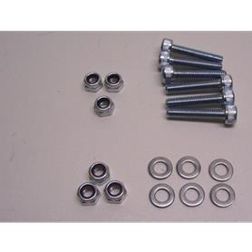 Sprocket Nut & Bolt Set