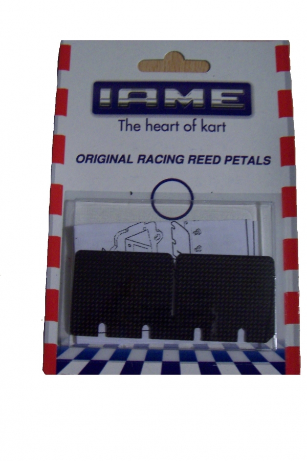 IAME X30 Carbon Reed