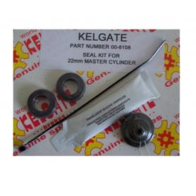 Kelgate Seal Kit for 22mm Master Cylinder 00-8108