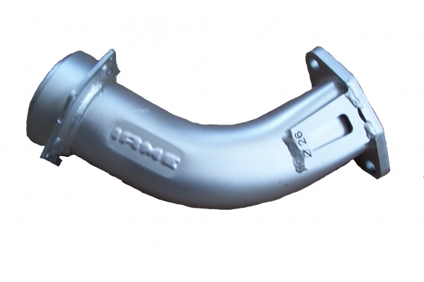Iame X30 Junior Exhaust Bend - 26mm Restrictor