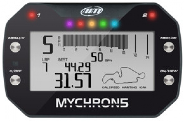 Mychron 5 Complete with Temp Sensor