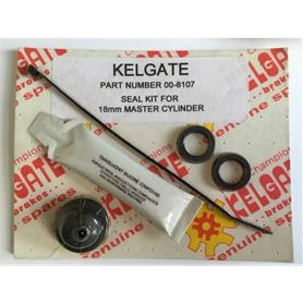 Kelgate Seal Kit for 18mm Master Cylinder 008107