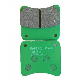 EBC Brake Pads for 2 & 4 Pot Kelgate System FA513