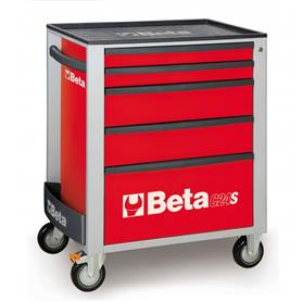 Beta Tools C24S / 5 Roller Cabinet Tool Box 5 Drawer