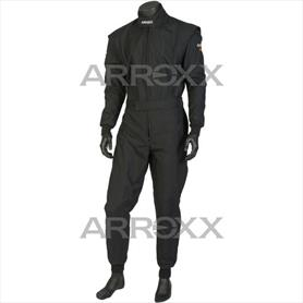 Level 2 Race Suit Junior - Black