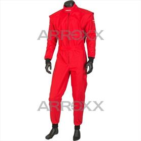 Level 2 Race Suit Junior - Red