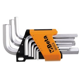 Beta Tools Off Set Hexagonal Key Wrenches