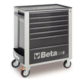 Beta Tools C24S / 7 Roller Cabinet Tool Box 7 Drawer