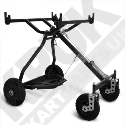 Stone Kart Trolley Suitable for Lifting the Kart with no one to help