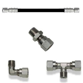 Brake Pipe & Connectors