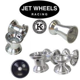 Set of Jet Wheels