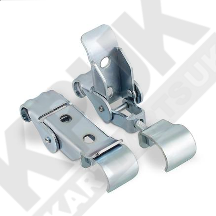 Heavy Duty QR Clamps For Nose Cone
