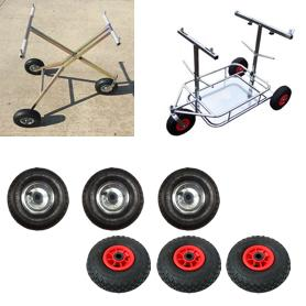 Kart Trolley & Wheels