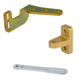 OTK / Tony Kart Exhaust Brackets