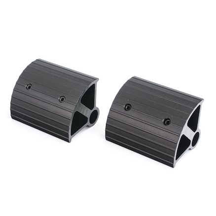 Pair of Alloy Pedal Extensions