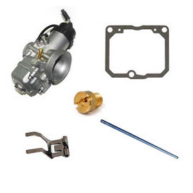 Rotax Evo Carburettor Parts
