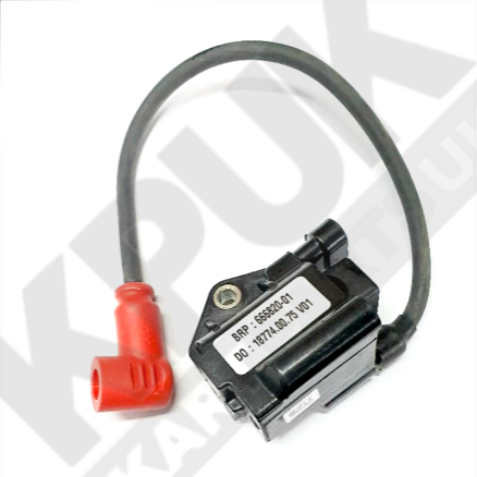 Rotax Evo Ignition Coil Including Spark Plug Cap