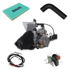 Rotax Max - Kart Parts