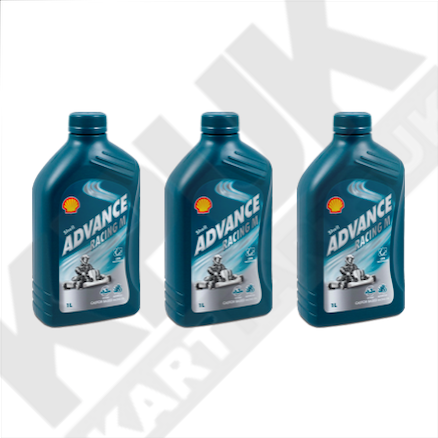 Pack Of 3 Shell M