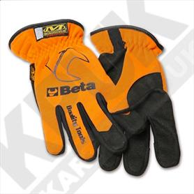 Beta Tools Mechanics Gloves - Orange 9574