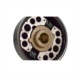 Magnum Noram Clutch Drum Assembly 219 3/4 Inch Bore Light Shoes
