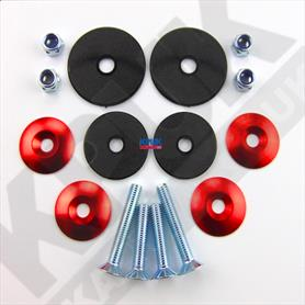 Seat Fitting Kit Various Colour Csk Washers
